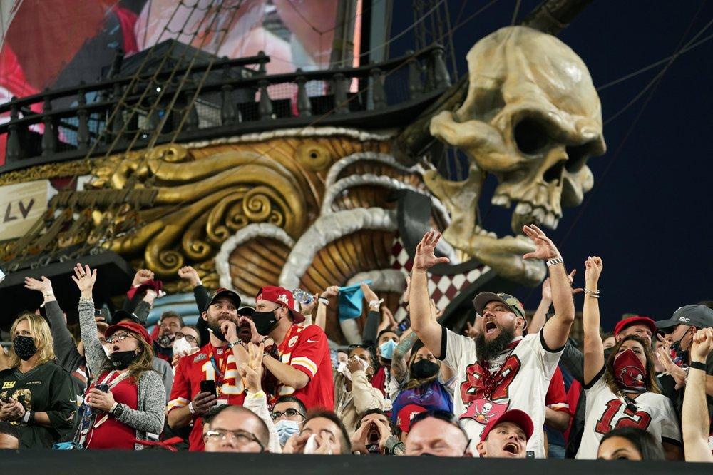 Tampa Mayor Jane Castor spoke out on maskless fans after Super Bowl