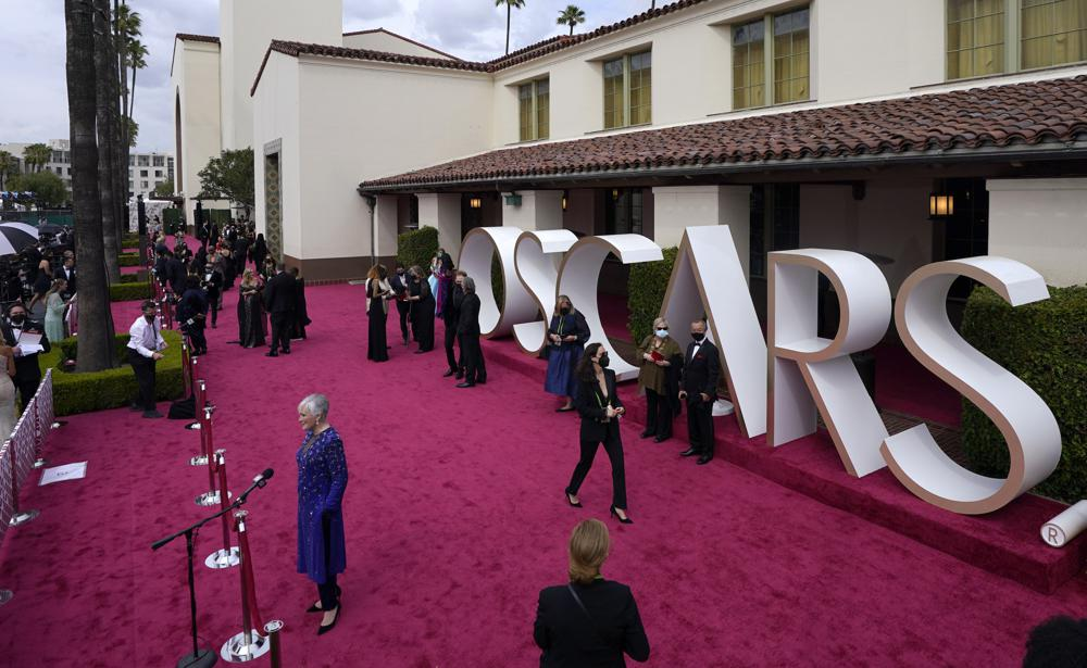 After-thoughts on the Oscars: a true love letter