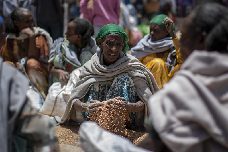 Is the Tigray Crisis God's Judgment or the Government's? Ethiopian Christians Take Sides.