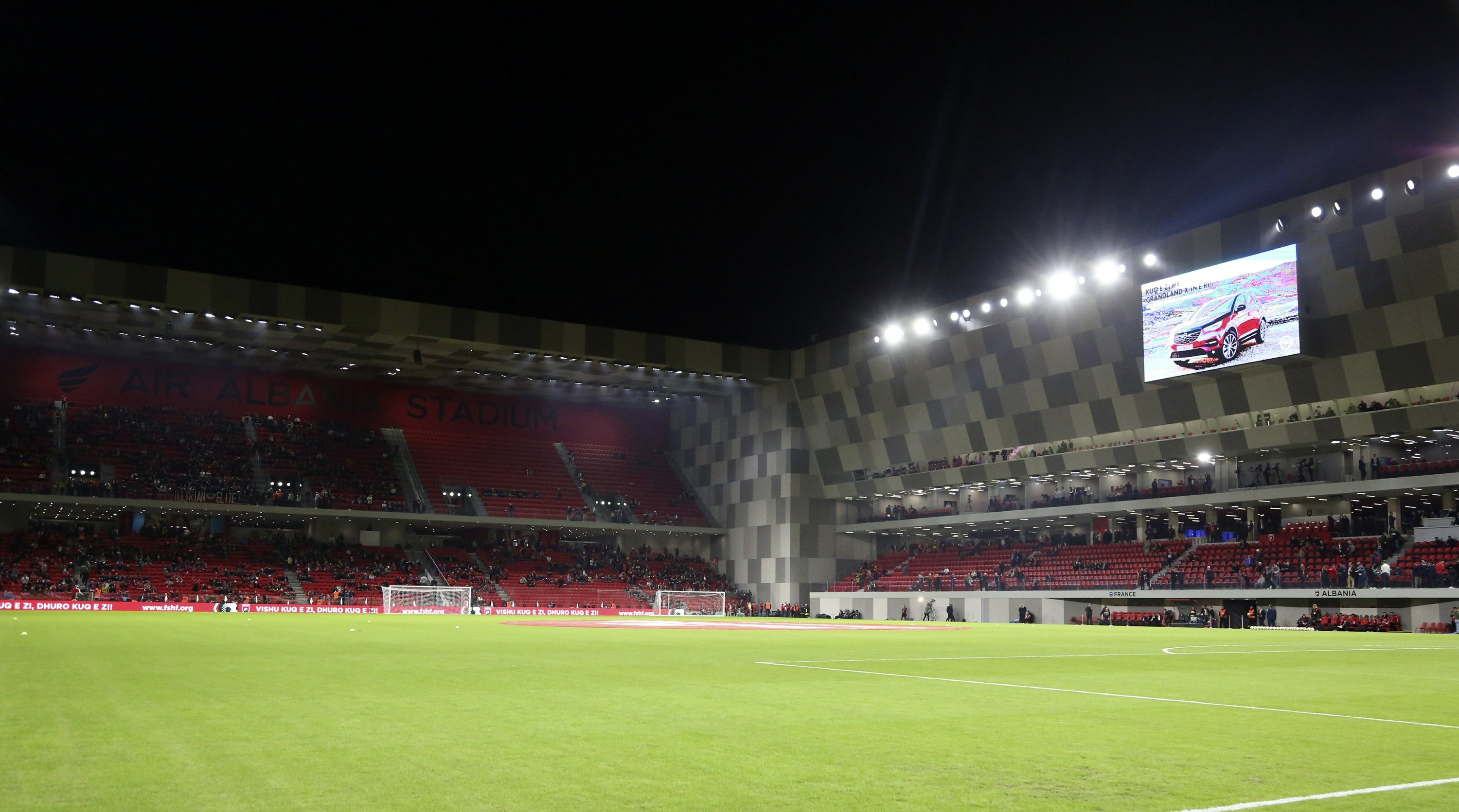 Tirana to host 1st Europa Conference League final in 2022