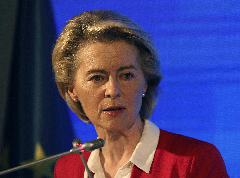 Snub in EU-Turkey meeting highlights gender equality issue