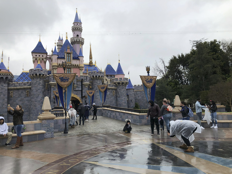 California OKs reopening of ball parks Disneyland – The Associated Press