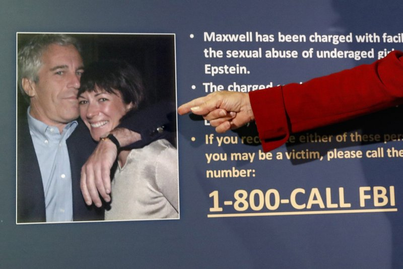 Judge says no to Epstein associate Ghislaine Maxwell's bail bid