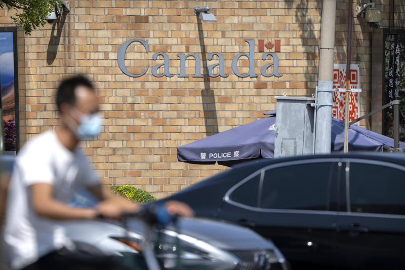 China Upholds Canadian's Death Sentence as Huawei Case Looms