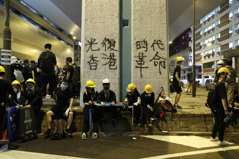 2019 Hong Kong local elections