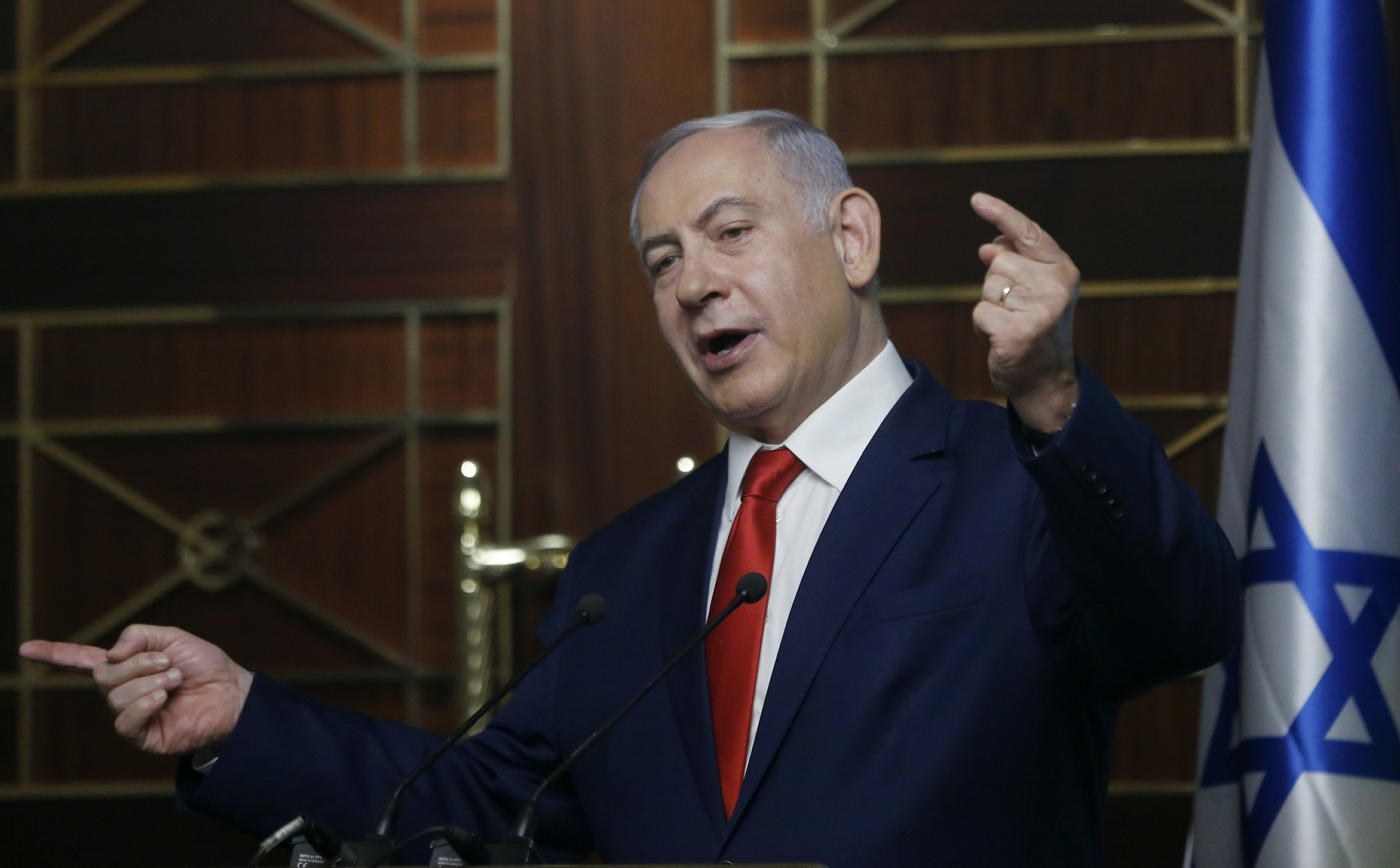 Israel's shadow war with Iran bursts into the open
