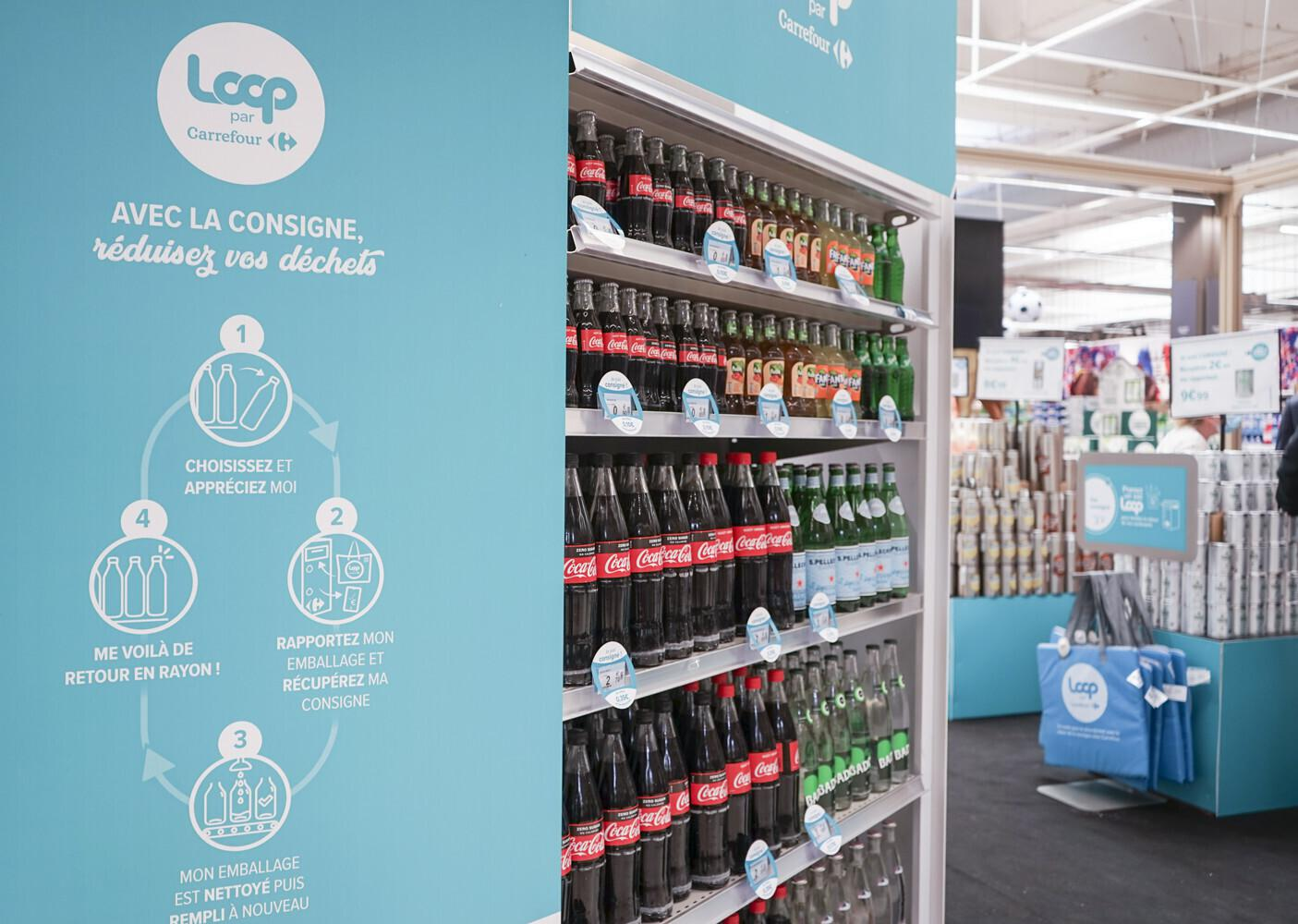 Loop hopes to go mainstream with reusable packaging