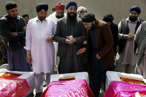Facing IS, last embattled Sikhs, Hindus leave Afghanistan