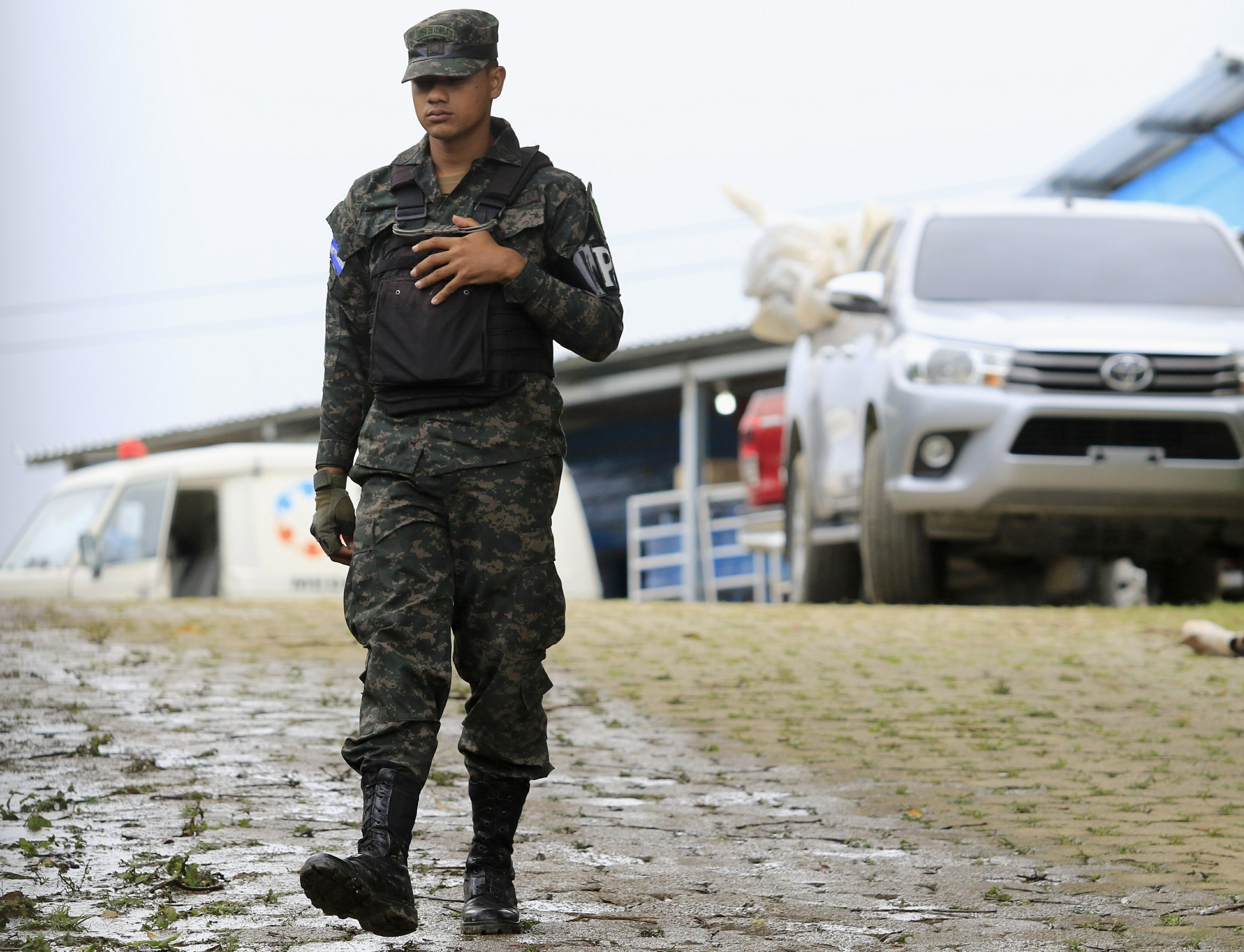 16 inmates killed in latest prison outburst in Honduras