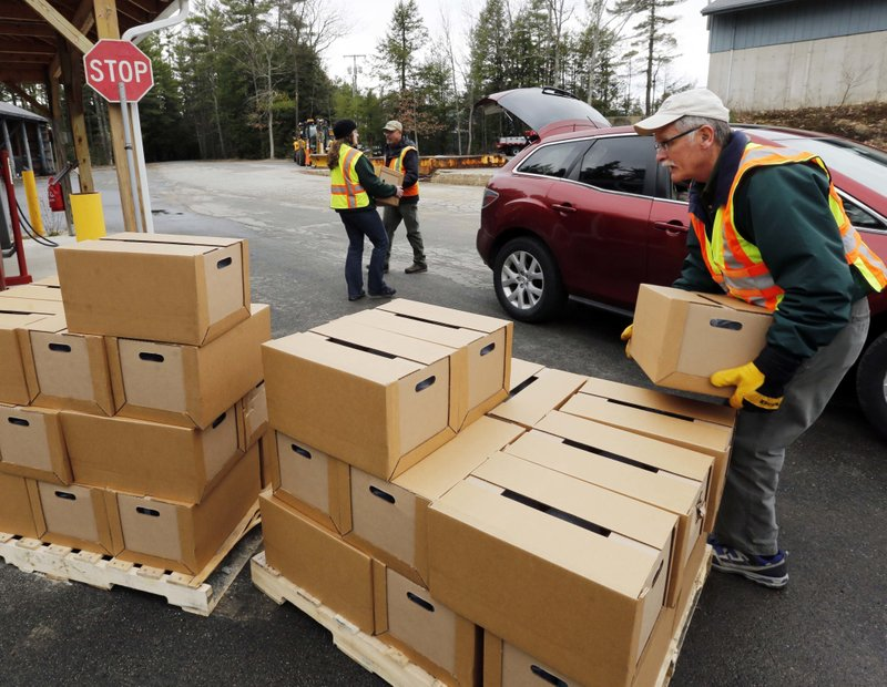New Hampshire sues 3M, DuPont, other chemical companies