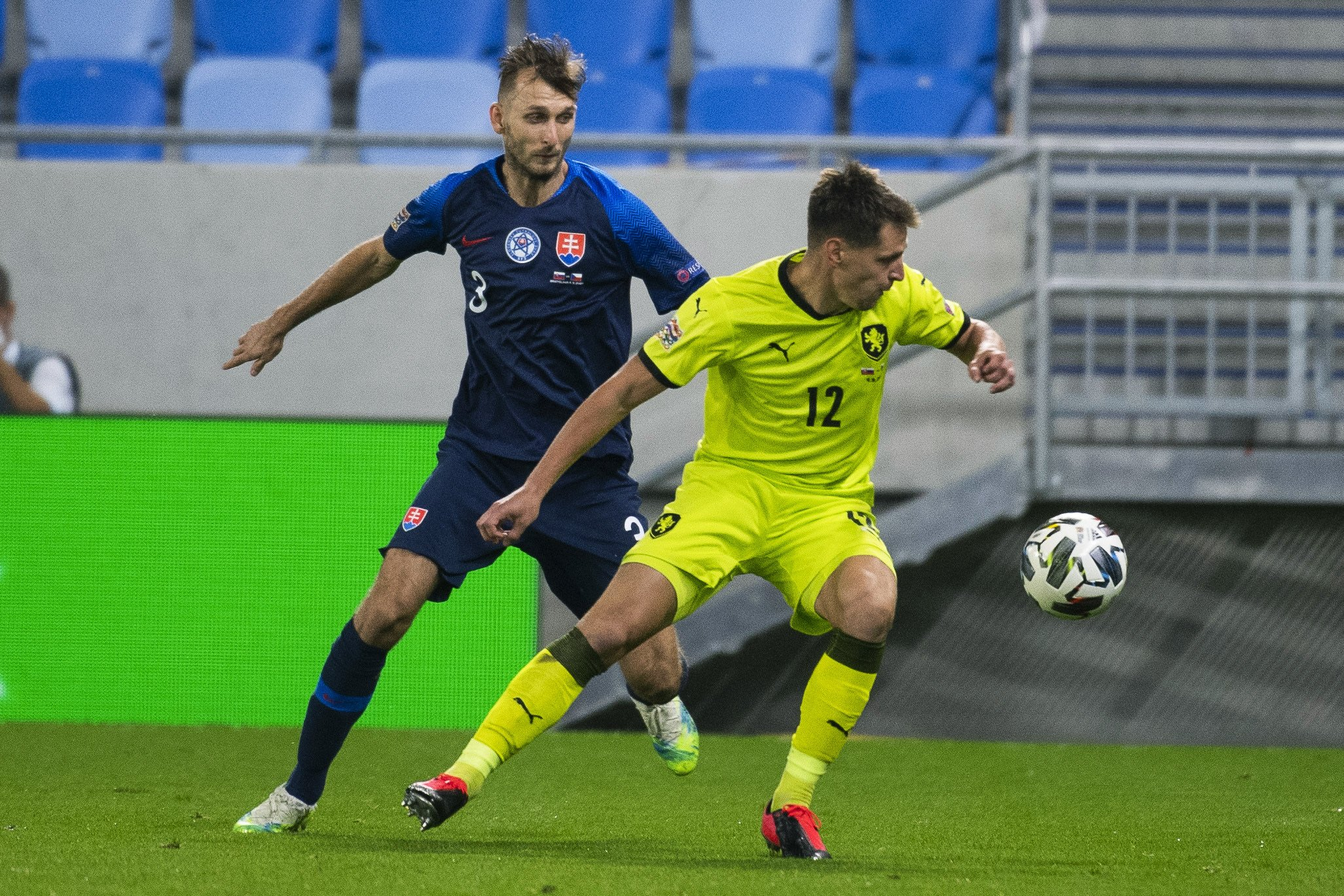 Czech Republic-Scotland Nations League game on, says UEFA