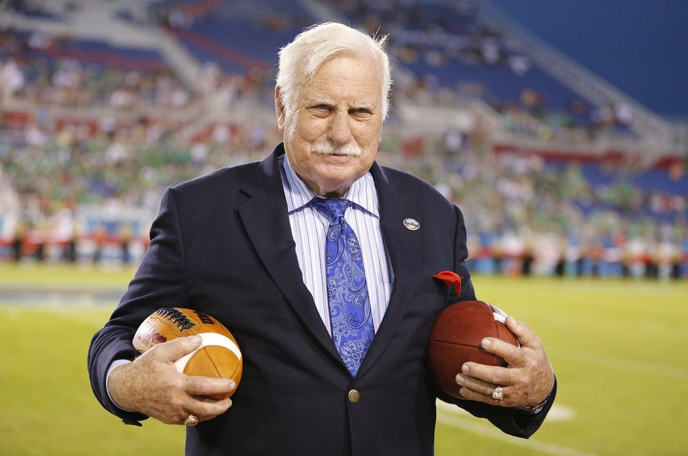Howard Schnellenberger football coach at Miami, Louisville, and Florida Atlantic dies at 87