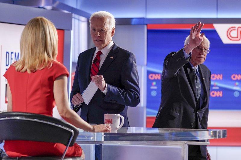 30.CNN's handling of Sunday's Democratic presidential debate illustrated how much the world has changed since the last time Joe Biden and Bernie Sanders met onstage