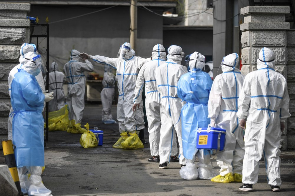 "Effects of coronavirus the first quarter: Japan plunges into recession; U.S. states start reopening up for ""business as usual"""