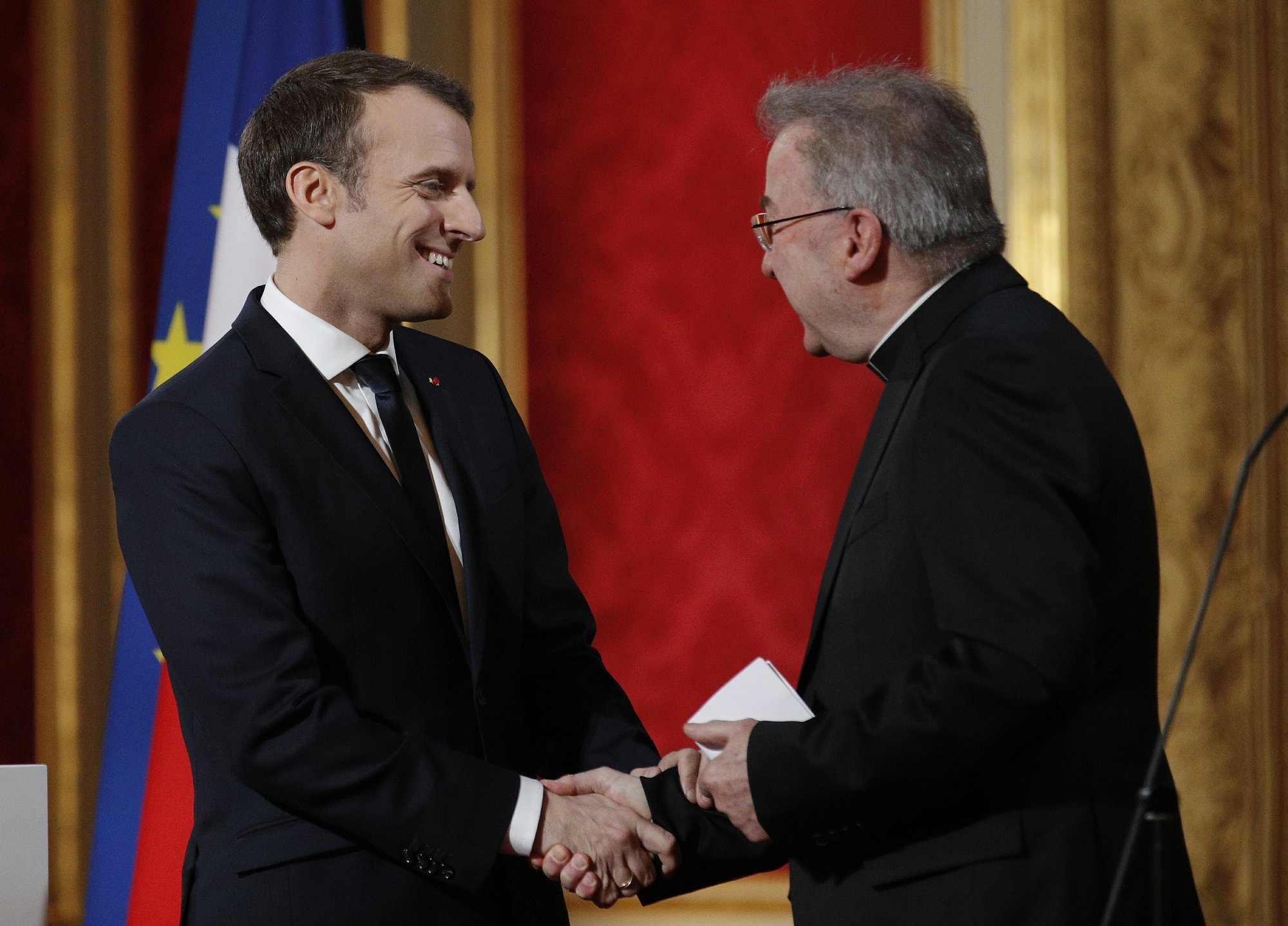 Vatican lifts French archbishop's immunity in groping probe