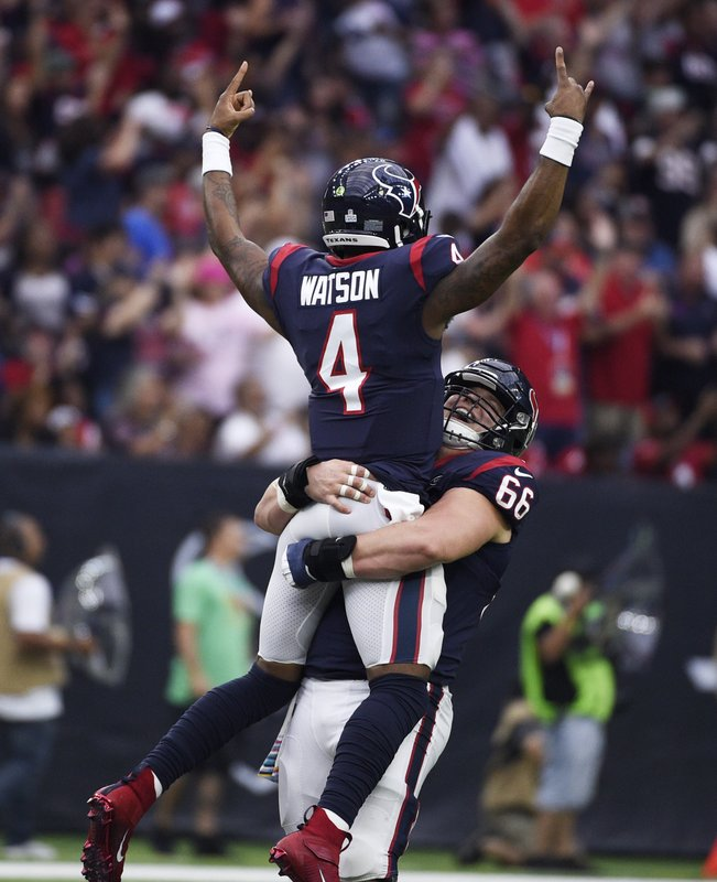 Texans Chiefs Highlighted By Tantalizing Watson Mahomes Duel
