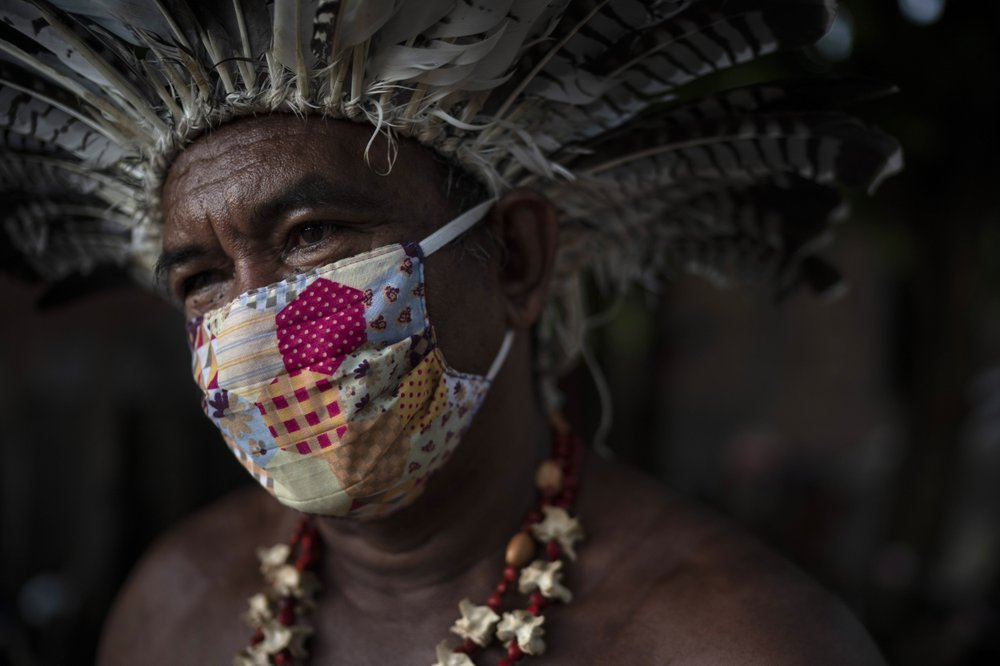 The coronavirus snakes its way upriver and makes a deadly stop with the Amazon Tikuna tribe