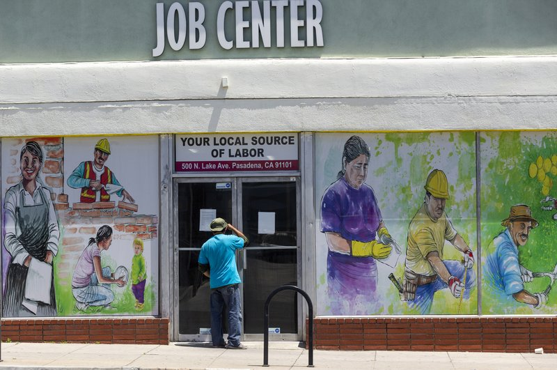 U.S. Jobless Claims at Lowest Levels Since Beginning of Pandemic