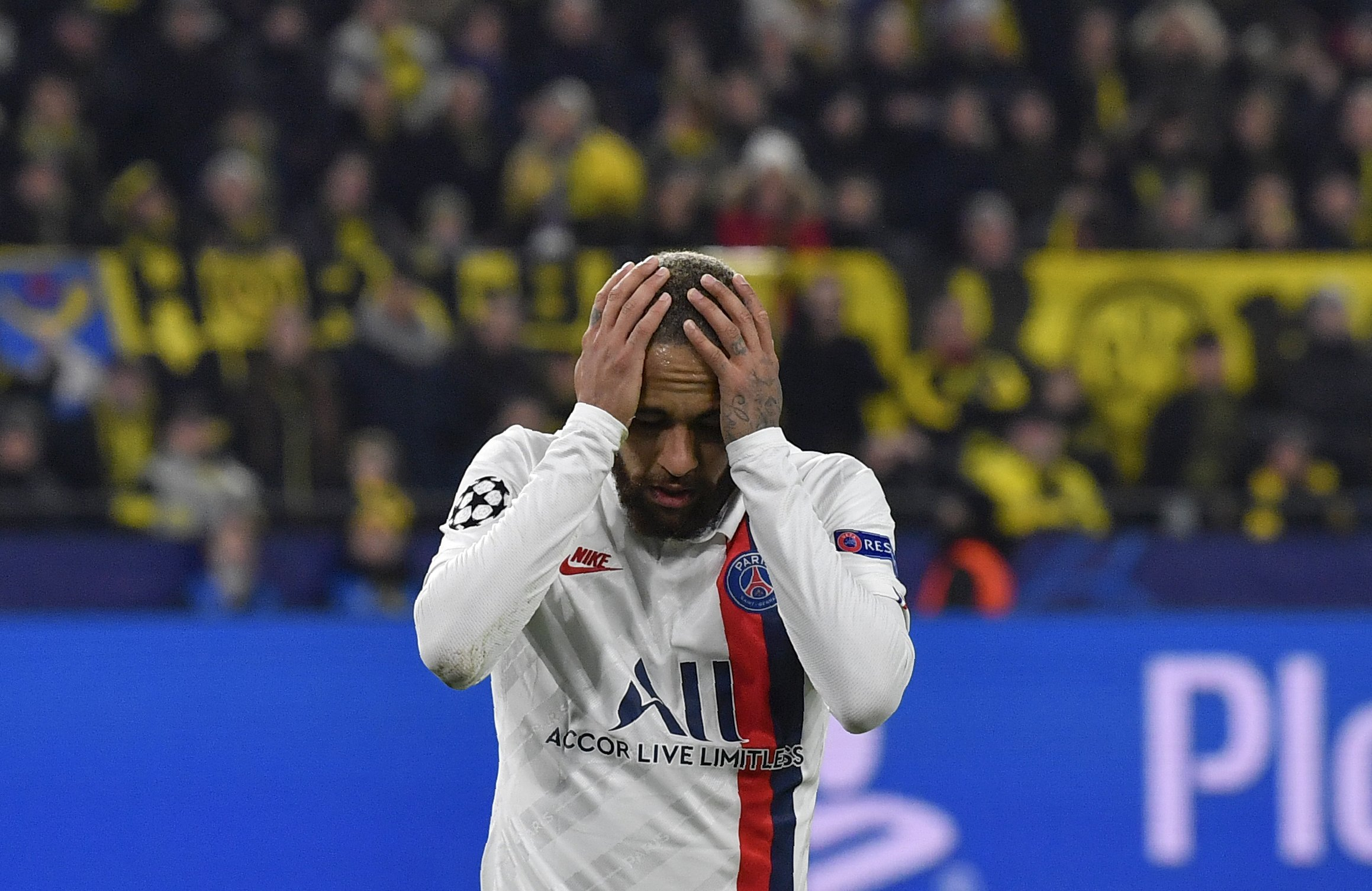 PSG's latest player party annoys coach Tuchel
