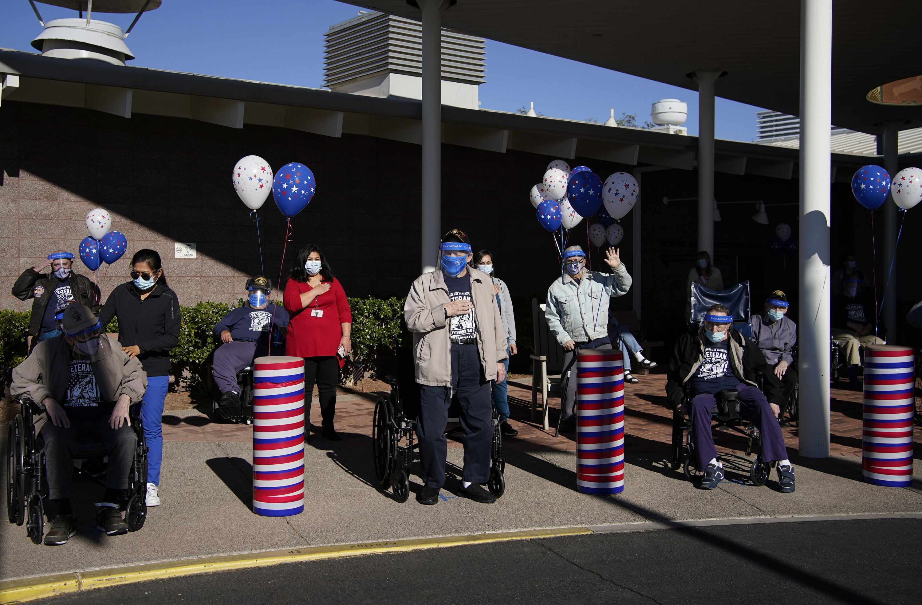 Veterans Day In 2020 Quiet Parades Somber Virtual Events