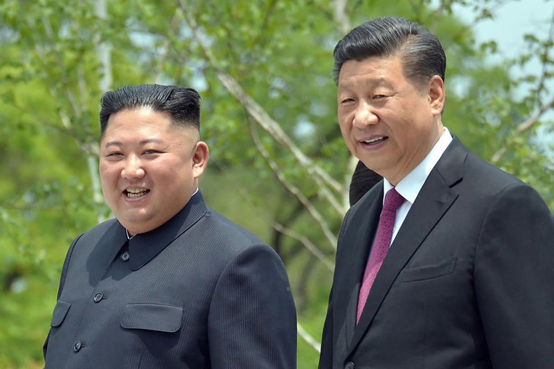 President Xi Jinping and Kim Jong Un reaffirms China-North Korea alliance