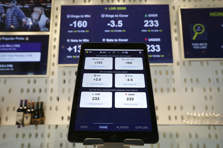 Sports betting data deals steffi hahn bettingen bs