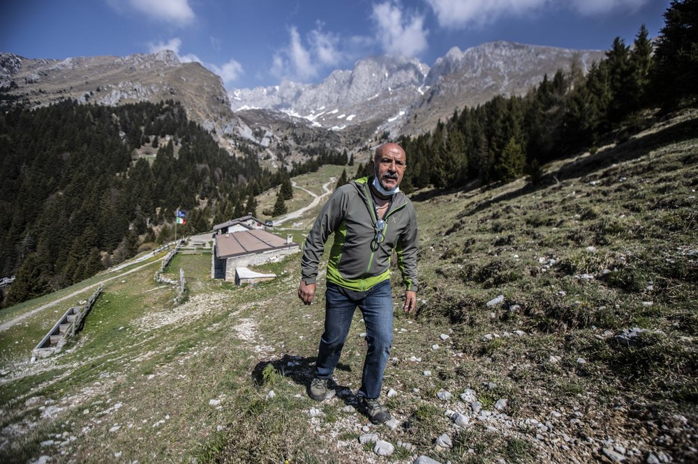 An uncertain summer for the hard-hit Val Seriana valley in Italy