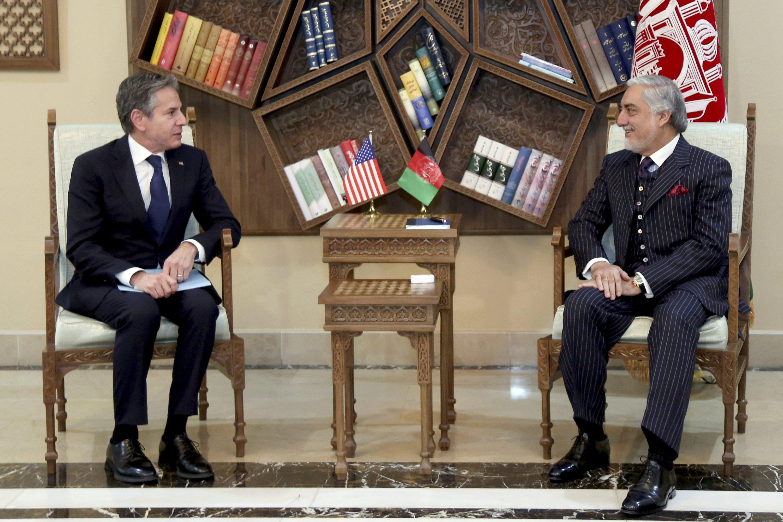 Blinken in Afghanistan to sell Biden troop withdrawal – The Associated Press