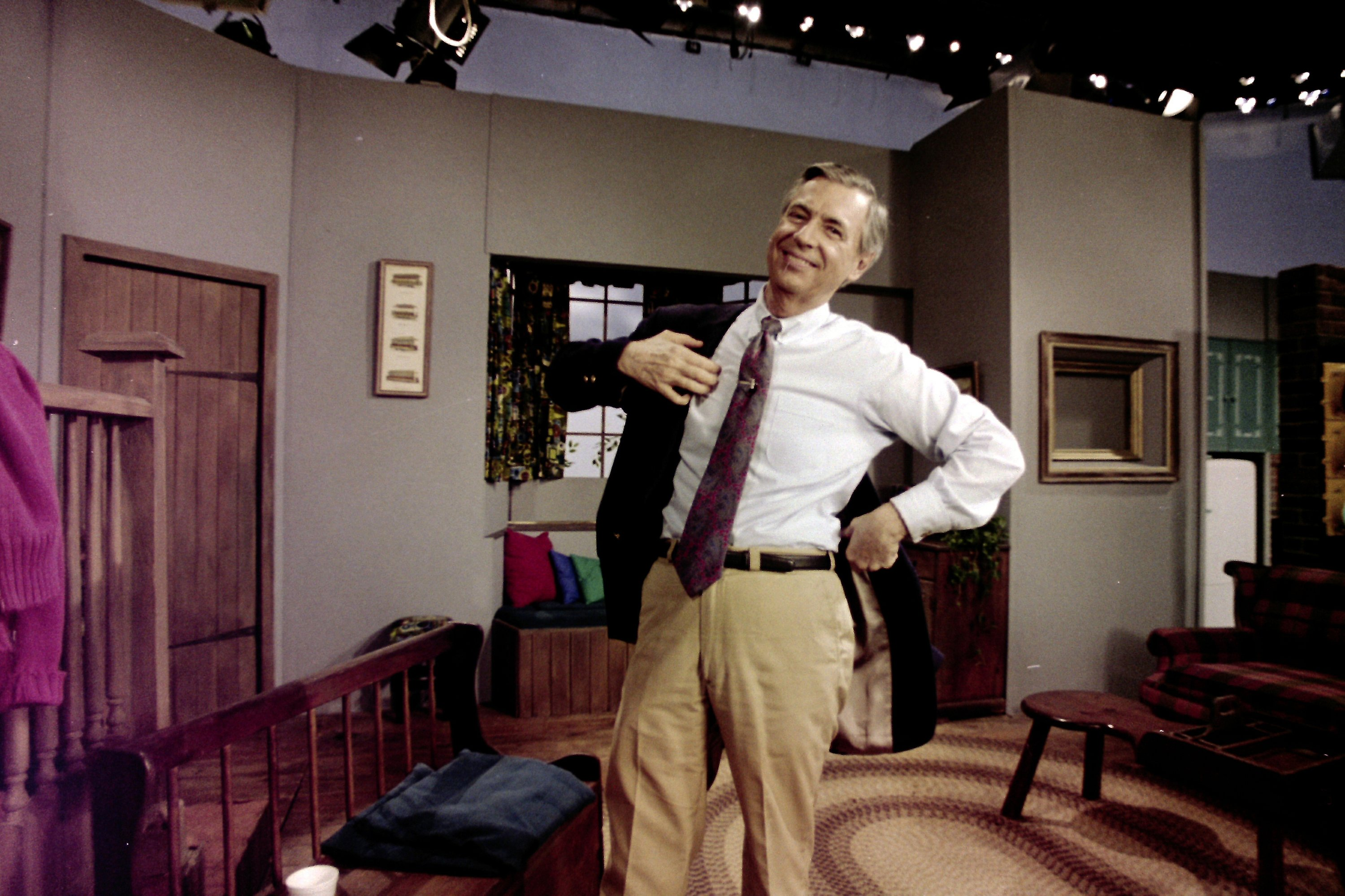 Across Mister Rogers Actual Neighborhoods His Faith Echoes