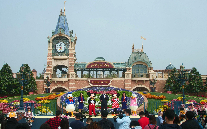 Shanghai Disneyland Reopens With Anti Virus Controls