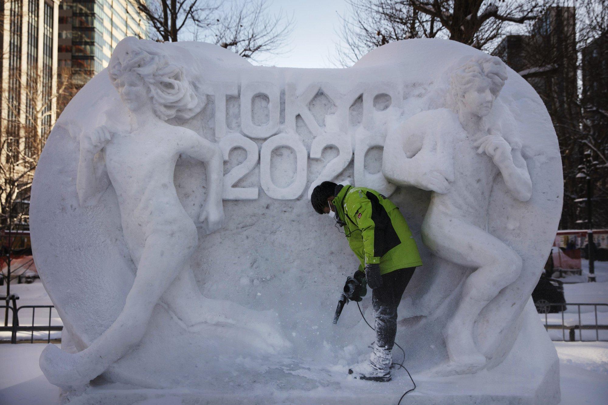 Festival de Nieve en Japón se ve afectado por el Calentamiento Global