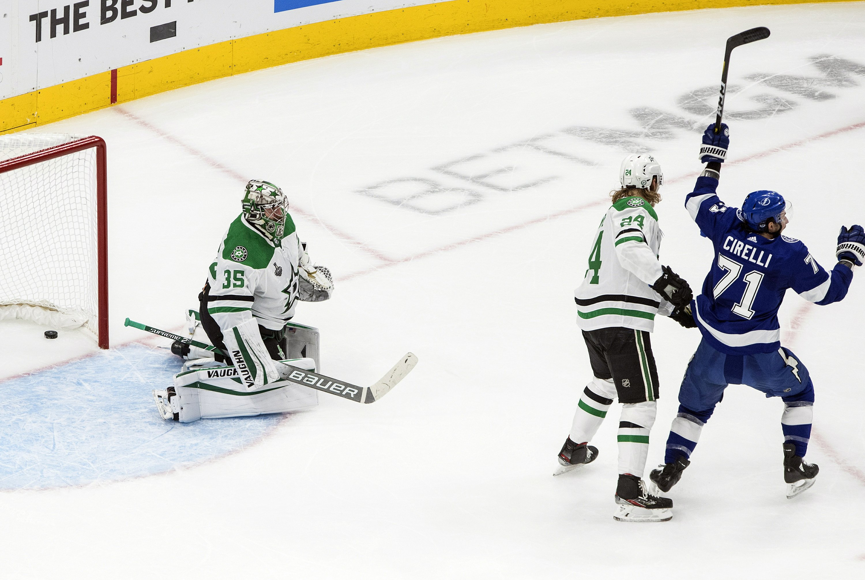 Parade to penalty box could prevent Stars Stanley Cup parade