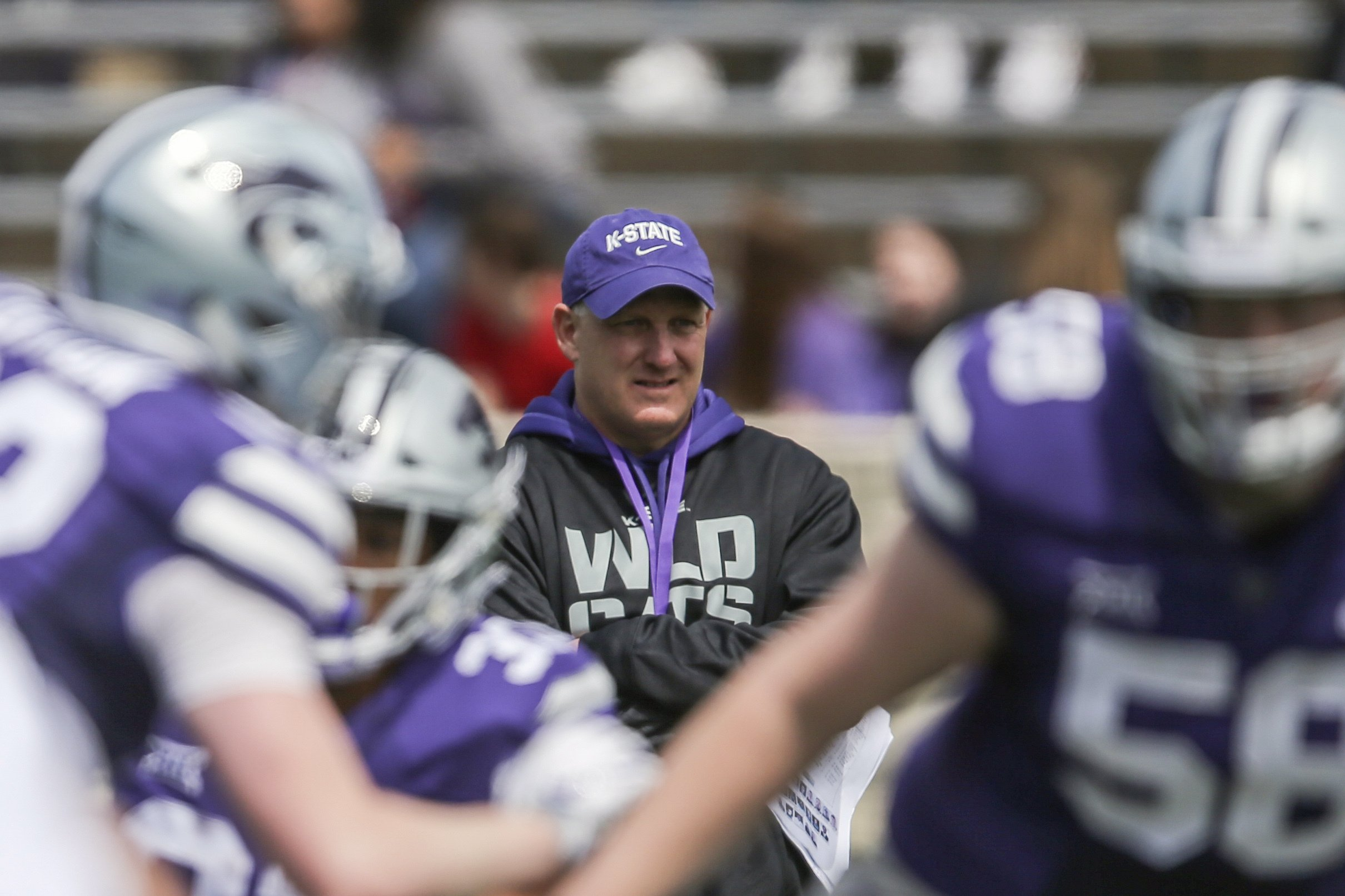 new concept 1a229 be9b4 K-State begins Chris Klieman era against Nicholls State