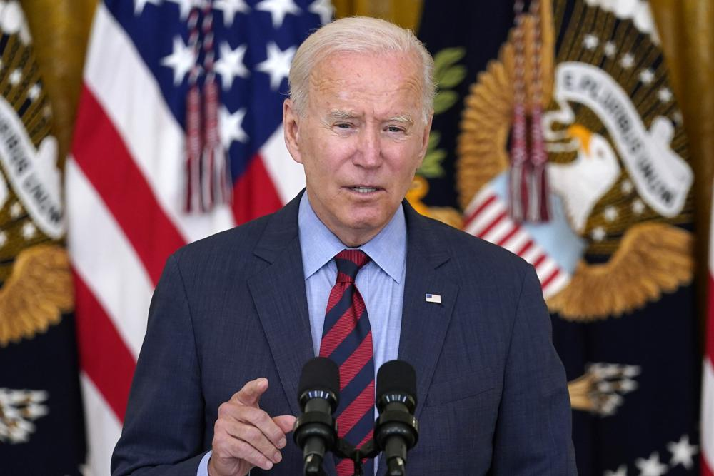 Biden welcomes GOP challenges to his vaccine mandate: 'Have at it'