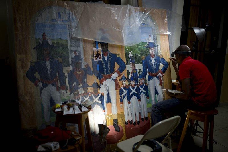 Artists struggle to save Haiti museum after 2010 earthquake