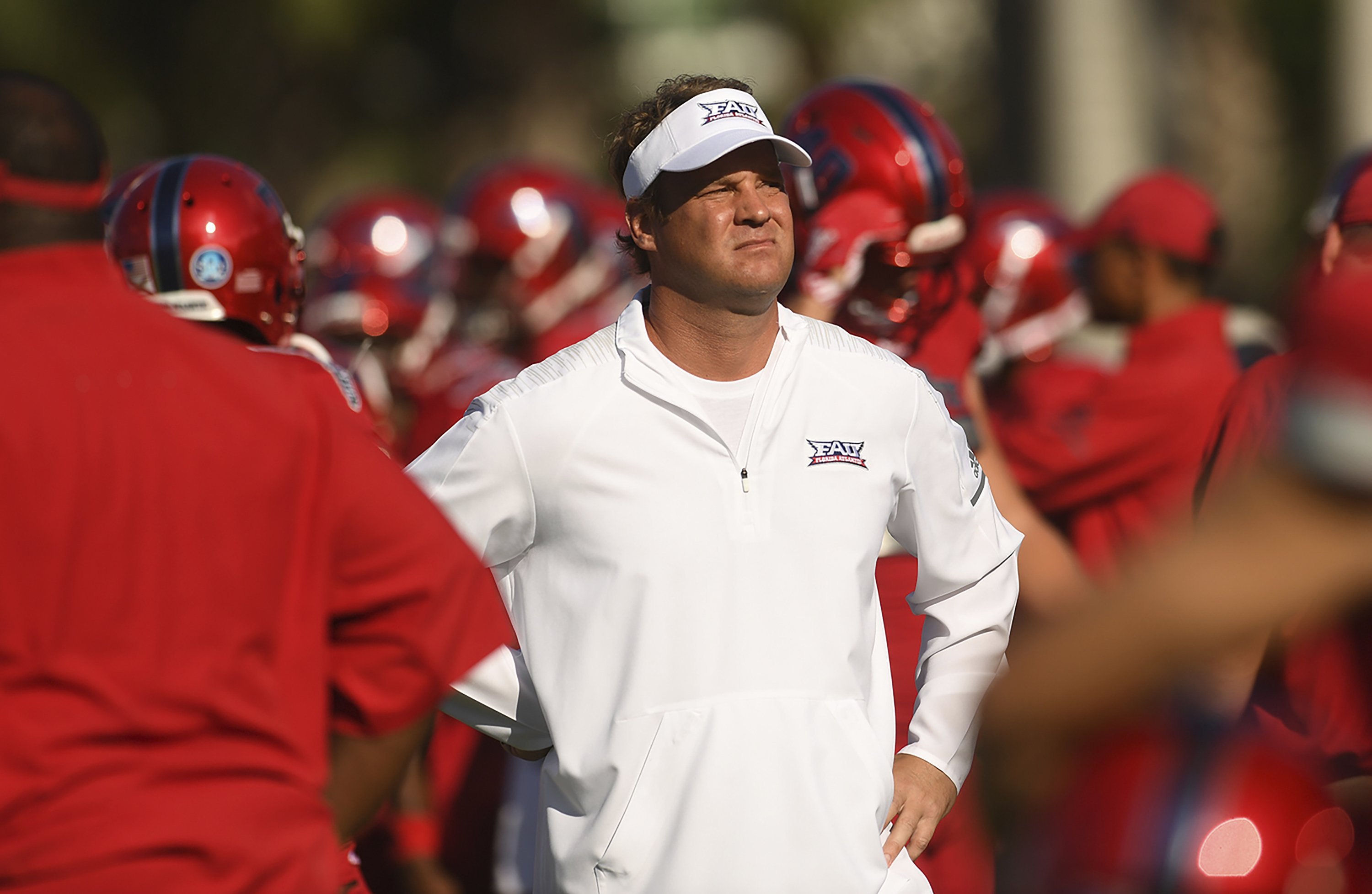 Kiffin becomes coach at Ole Miss, steps down at FAU