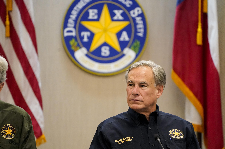 Texas Gov. Greg Abbott now testing negative for COVID-19