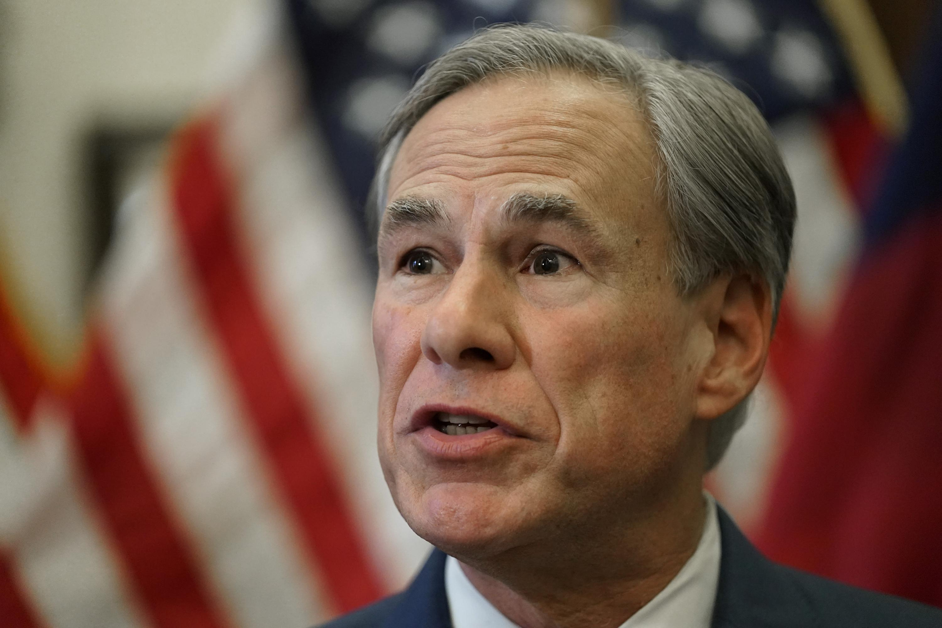 AUSTIN, Texas (AP) — Texas Gov. Greg Abbott tested positive for COVID-19 on Tuesday, according to his office, who said the Republican is in good hea