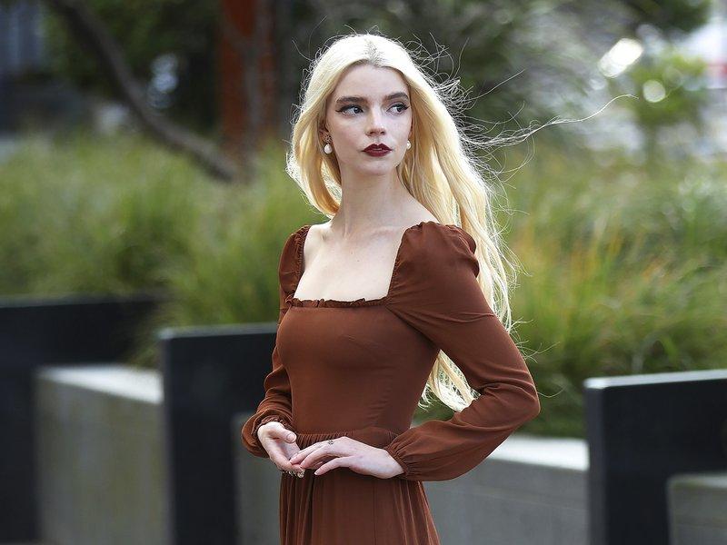 Ap Breakthrough Entertainer Anya Taylor Joy Living In Narnia