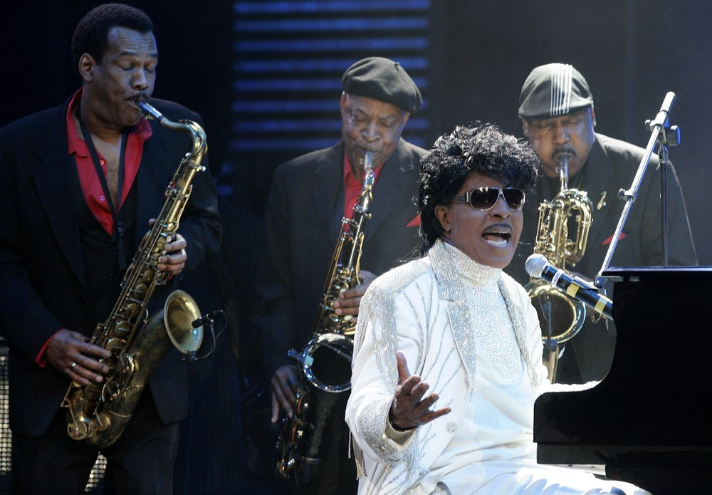 Little Richard, who started rock 'n' roll music, died at 87