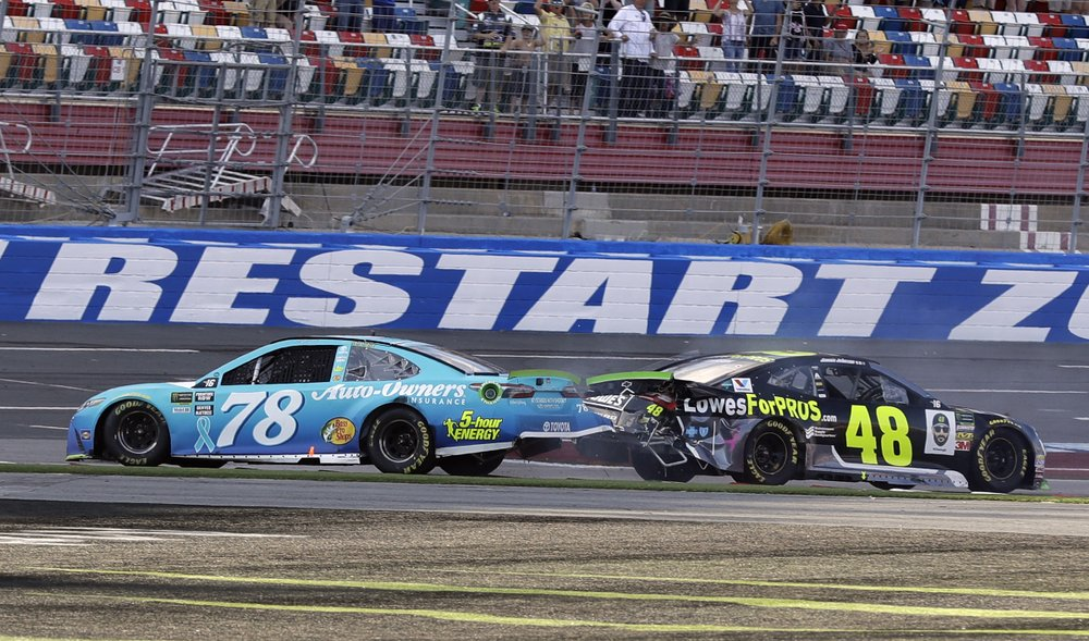 NASCAR to resume season May 17 with seven races in 10 days