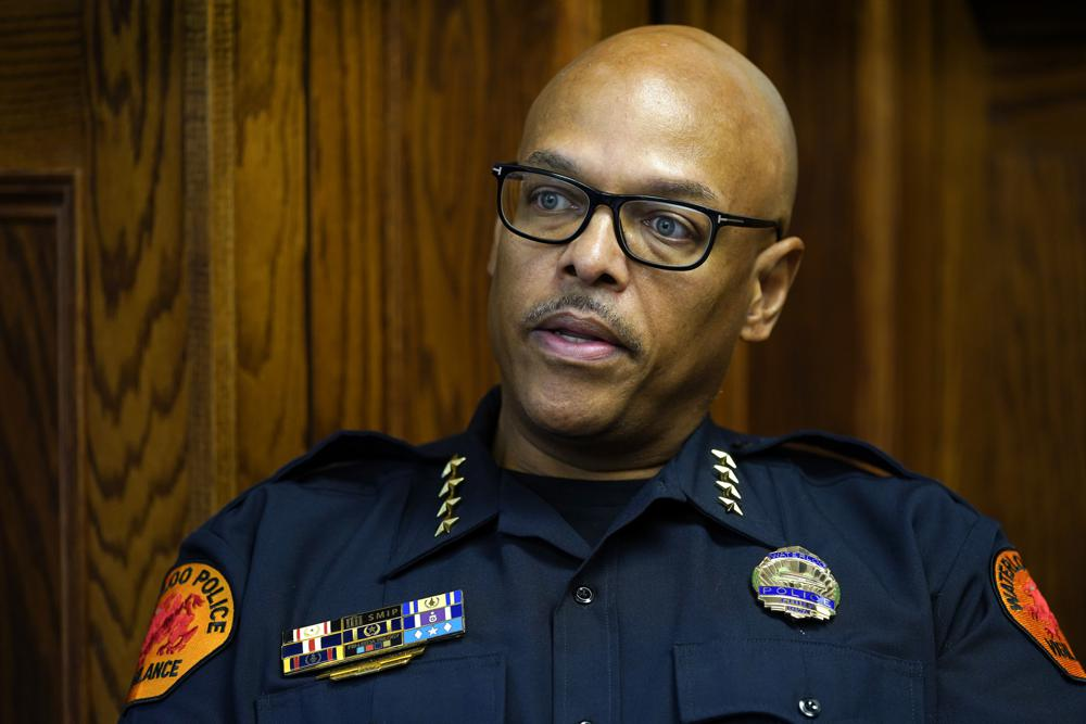 First Black Police Chief in Iowa City of Waterloo Faces Intense Backlash After Bringing Changes to Department