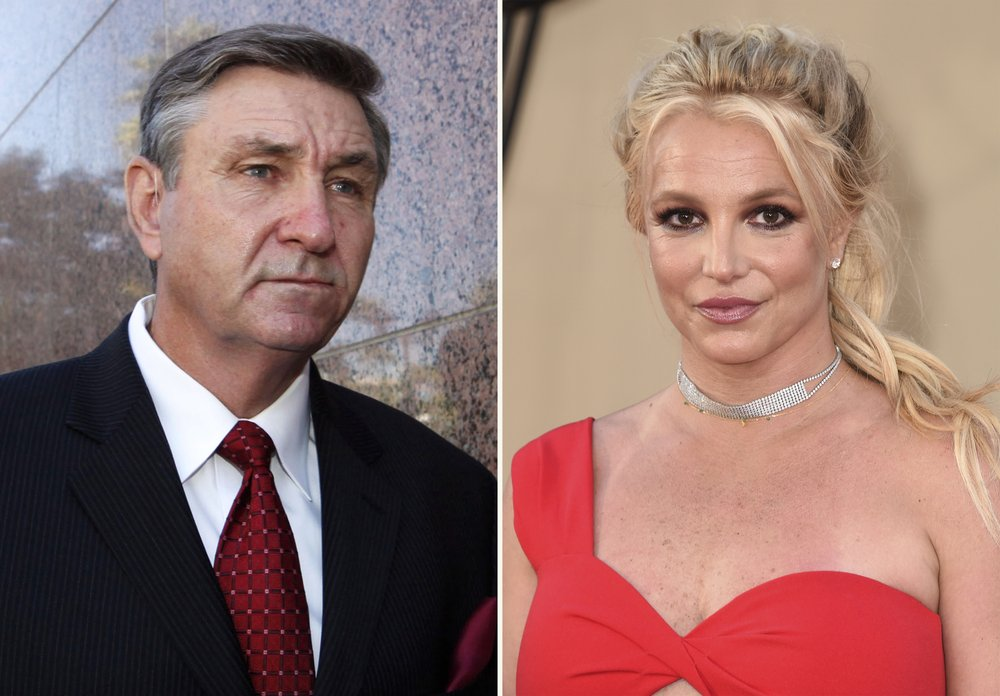 Attorneys discuss how Spears' father should share power with a financial company