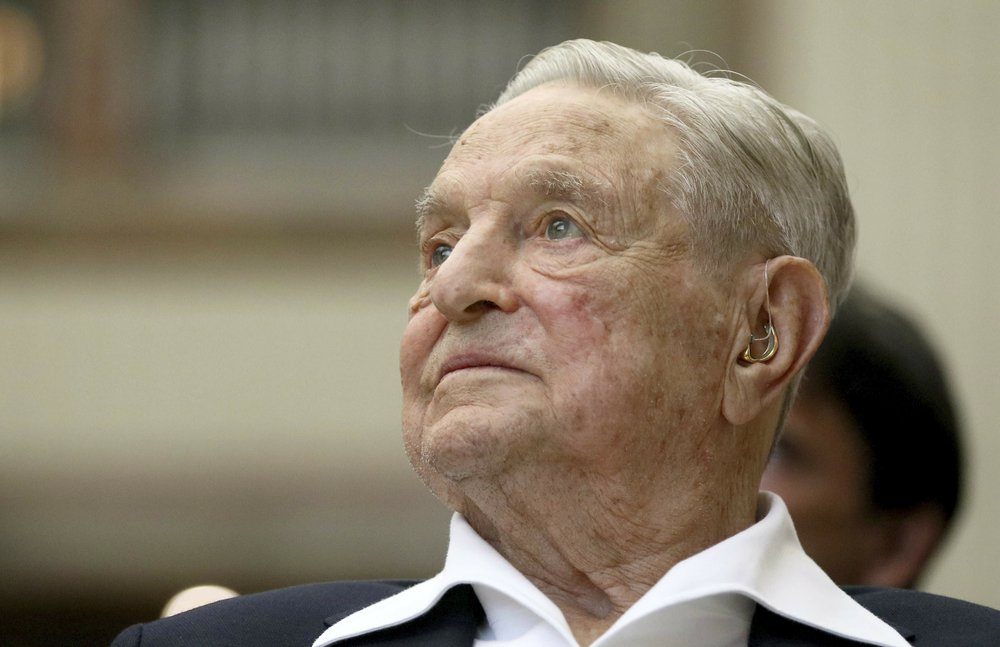 George Soros, a target of conspiracy theories, is now being falsely accused of orchestrating and funding the protests over police killings of black people that have caused much turmoil in U.S.
