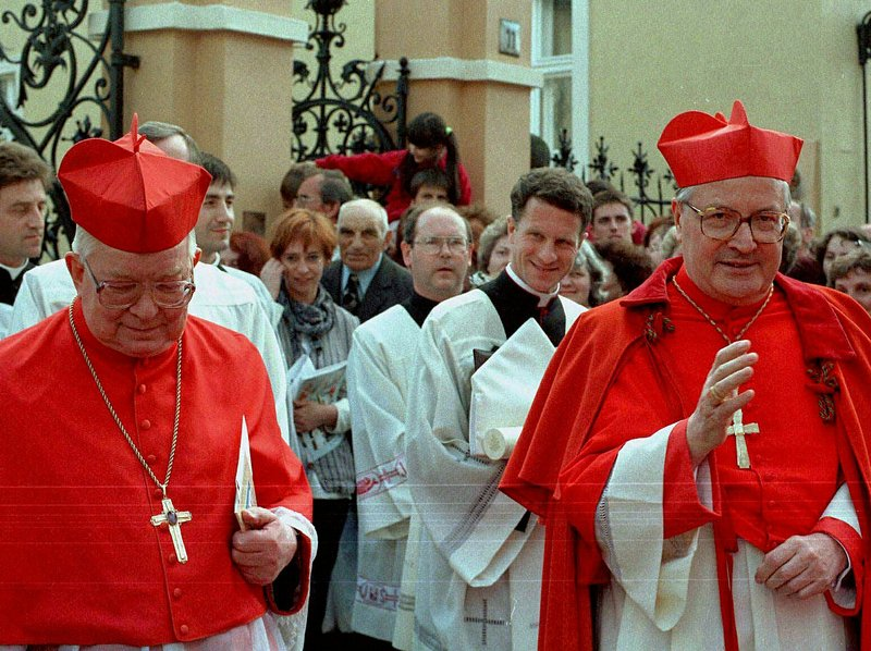 Polish cardinal sanctioned by Vatican over sexual abuse allegations unconscious in hospital