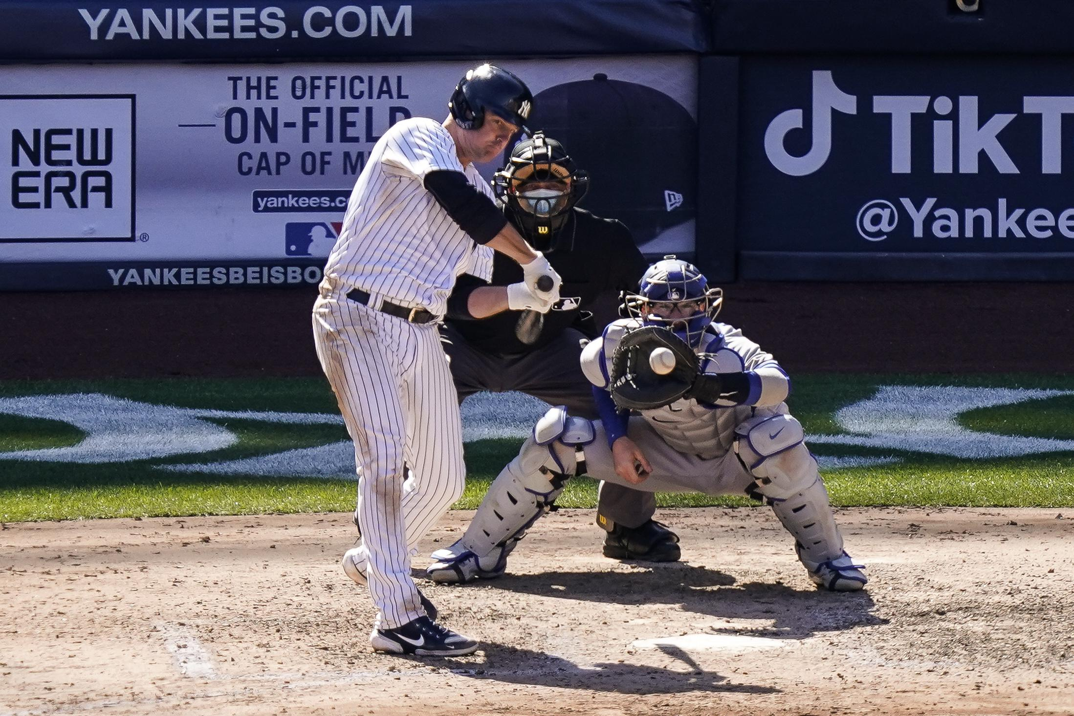 Yankees' Jay Bruce to retire after Sunday's game