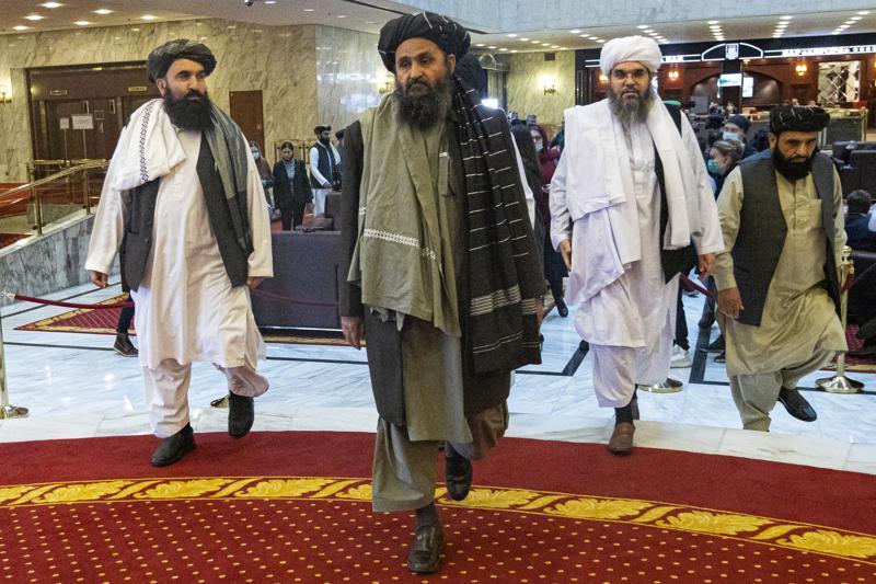 Talibani na pregovorima u Moskvi nakon preuzimanja 85% Afganistana 800