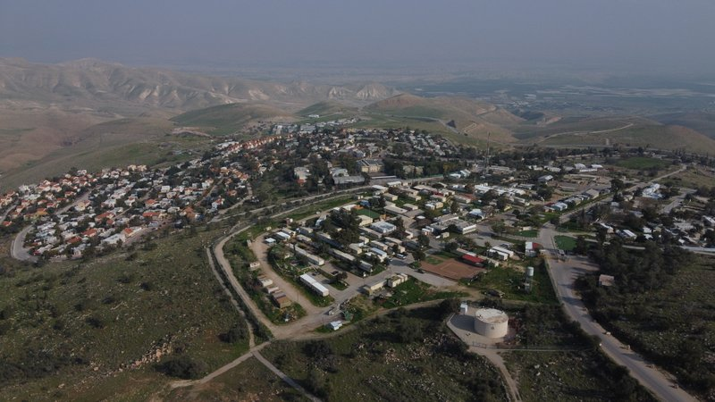 Watchdog group says Israel's West Bank settlement activity surged in 2019