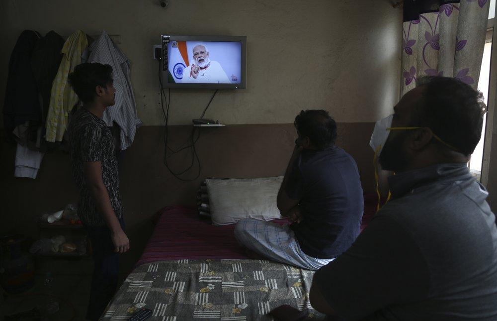espite a late start, Indian Prime Minister Narendra Modi extended the world's largest coronavirus lockdown to head off the epidemic's peak