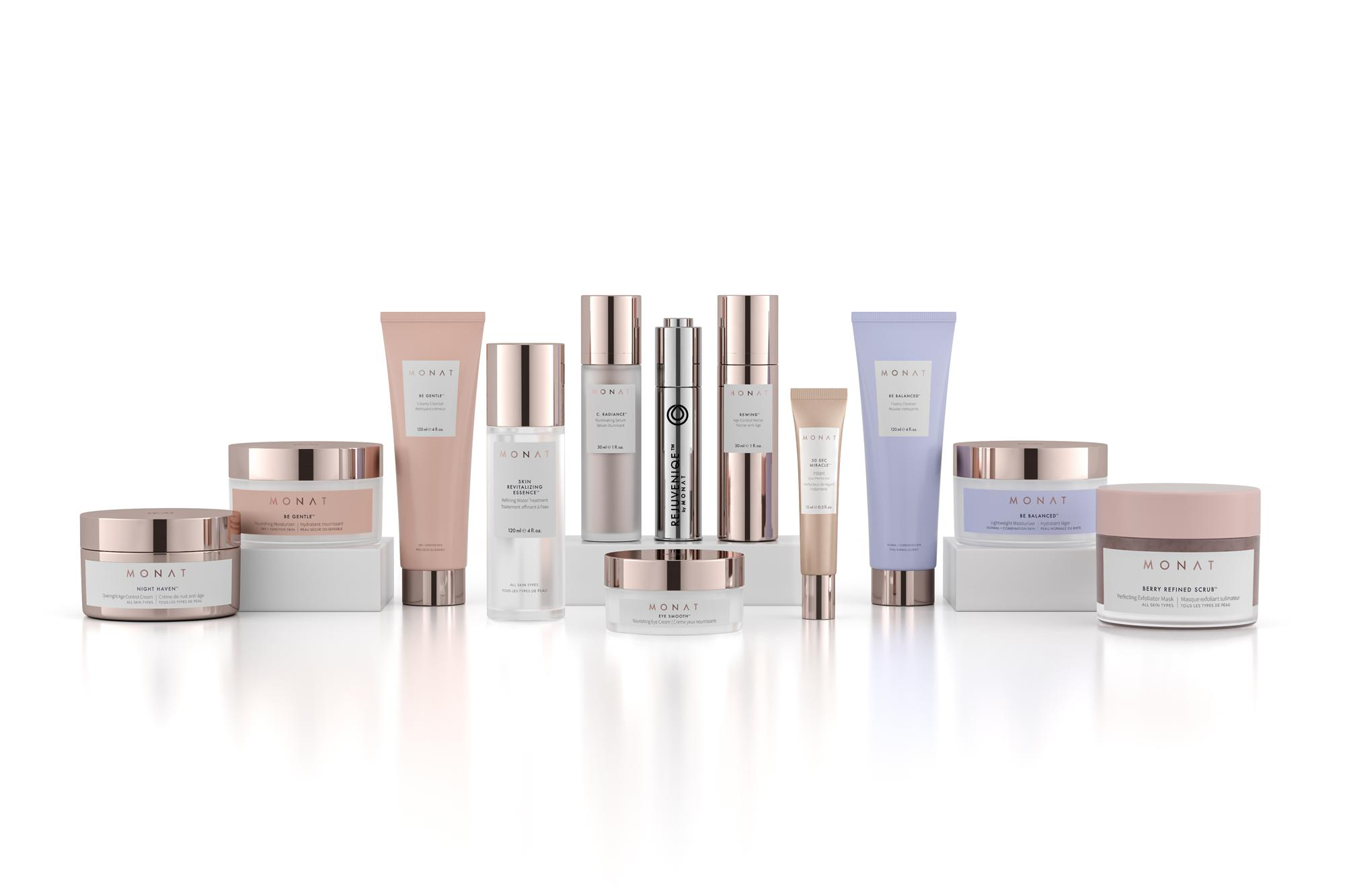 Monat Launches New Skincare Innovation By Popular Demand